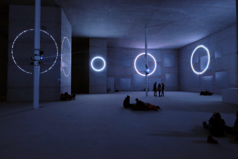 Impuls Bauhaus, Ausstellung cos/sin, Robert Henke